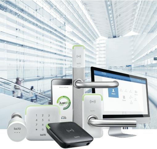 система за контрол на достъп, SALTO